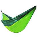 ieftine Audió és videó-Hamac de Camping În aer liber Rezistent la umezeală, Bine Ventilat, Ultra Ușor (UL) Nailon pentru Vânătoare / Drumeție / Pescuit - 2