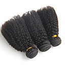 cheap Clutches & Evening Bags-3 bundles 300g unprocessed virgin curly human hair weaves afro kinky curly hair