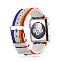 preiswerte Handy Kabel & Ladegerät-Uhrenarmband für Apple Watch Series 4/3/2/1 Apple Klassische Schnalle Nylon Handschlaufe