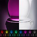 رخيصةأون أضواء LED ثنائي الدبوس-YWXLIGHT® 200lm G9 Festoon إضاءة الحمام حديث 1 الخرز LED LED مدموج جهاز استشعار الأشعة تحت الحمراء الاستشعار ديكور RGB 5V بطارية