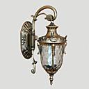 baratos Vestidos Lolita-Tradicional / Clássico Luminárias de parede Metal Luz de parede 110-120V / 220-240V 40 W / E26 / E27