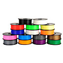 cheap 3D Printer Parts & Accessories-Anet 3D Printer Filament 1.75mm/3mm PLA for 3D Printing 1Pcs
