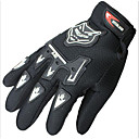 baratos Luvas de Motociclista-Dedo Total Unisexo Motos luvas Tecido Respirável / Protecção / Non-Slip