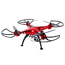 cheap RC Drone Quadcopters & Multi-Rotors-RC Drone SYMA X8HG 4CH 6 Axis 2.4G With HD Camera 8.0MP 8.0MP RC Quadcopter Headless Mode / 360°Rolling / Hover RC Quadcopter / Remote