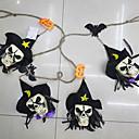 preiswerte Dekorative Objekte-1pc Feiertage & Glückwünsche Verzierungen Halloween, Urlaubsdekoration Feiertags-Verzierungen