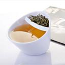זול ספלים וכוסות-יצירתי להטות כוס תה ספלים להטות עם מסנן magisso עקיפה פלסטיק ליפול חכם ספל תה
