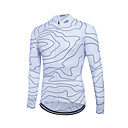 cheap Cycling Jerseys-Fastcute Men's / Women's Long Sleeve Cycling Jersey Bike Jersey, Quick Dry, Breathable, Sweat-wicking Coolmax®