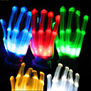 cheap Sexy Uniforms-LED Party Nightclub Full Colorful Luminous Dance Perform Gloves