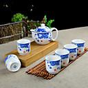 tanie Kawa i herbata-Ceramika Ręczny 1 szt. Zaparzacz do herbaty / Prezent / Codzienny / Herbata