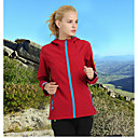 cheap Footwear & Accessories-Unisex Hiking Softshell Jacket outdoor Spring Fall Winter Windproof Waterproof Thermal / Warm Quick Dry Ultraviolet Resistant Anti-Eradiation Wearable Limits Bacteria Ultra Light Fabric Sweat-wicking