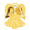 preiswerte Modische Broschen-Damen Broschen - Krystall Modisch Brosche Golden Für Hochzeit / Party / Alltag