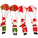 olcso Karácsonyi dekoráció-1db Santa Díszítések Karácsony Parti, Ünnepi Dekoráció Ünnepi díszek