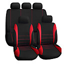 cheap Car Seat Covers-Car Seat Covers Seat Covers Textile For universal 2011 1990 2001 2012 1991 2002 2013 1992 2003 2014 1993 2004 2015 1994 2005 2016 1995