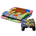 voordelige PS4-accessoires-B-SKIN PS4 Sticker Voor PS4 ,  Noviteit Sticker PVC 1 pcs eenheid