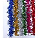 abordables Decoraciones Navideñas-1 juego Festividades y Saludos Objetos decorativos Alta calidad, Decoraciones de vacaciones Adornos navideños