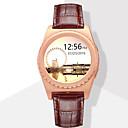preiswerte Modische Uhren-Smartwatch für iOS / Android Herzschlagmonitor / Freisprechanlage / Touchscreen / Distanz Messung / Schrittzähler AktivitätenTracker / Schlaf-Tracker / Sedentary Erinnerung / Finden Sie Ihr Gerät