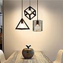 رخيصةأون أضواء السقف والمعلقات-3-الضوء العنقودية أضواء معلقة ضوء محيط - المصممين, 110-120V / 220-240V, أبيض دافئ, لا يشمل لمبات / 15-20㎡ / E26 / E27
