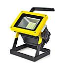 billige Flomlys-2000 lm Lanterner & Telt Lamper LED 1 Modus Lygtehoved / Nødsituasjon / Super Lett