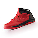cheap Basketball-Men's Shoes PU Spring / Fall Mary Jane Athletic Shoes Basketball Shoes Black / Red / Royal Blue