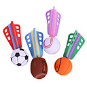 cheap Baseball Toys-Balls Bouncy Ball Stress Relievers Toys EVA Pieces Girls' Boys' Christmas Carnival Birthday Gift