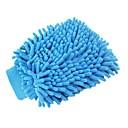 voordelige Autoreinigingshulpmiddelen-ziqiao wasbaar auto wassen schoonmaak handschoenen hulpmiddel auto wasmachine super Mitt microvezel schoonmaakdoekje (willekeurige kleur)