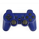 Χαμηλού Κόστους Αξεσουάρ PS3-Ασύρματη Χειριστήριο παιχνιδιού Για Sony PS3 ,  Πρωτότυπες Χειριστήριο παιχνιδιού ABS 1 pcs μονάδα
