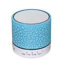 cheap Speakers-A9 Mini Portable Super Bass Bluetooth 3.0 USB HDMI Speaker Wireless bluetooth speaker Green White Light Blue Light Pink