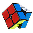 cheap Rubik's Cubes-Rubik's Cube QI YI 2*2*2 Smooth Speed Cube Magic Cube Puzzle Cube Professional Level / Speed Gift Classic & Timeless Girls'