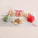 abordables Adhesivos de Pared-Creativo Cúbico Papel de tarjeta Soporte para regalo  con Diseño Cajas de regalos