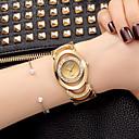 preiswerte Modische Uhren-Damen Armband-Uhr Armbanduhr Quartz Imitation Diamant Legierung Band Analog Charme Glanz Retro Silber / Gold - Silber Rotgold Gold / Weiß Zwei jahr Batterielebensdauer