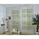 """preiswerte Vorhänge & Gardinen-Wasserabweisend Vorhänge drapiert Wohnzimmer Ein Panel 39WX 79 """"L Rubinrot"""