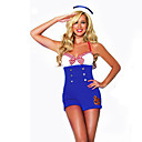 cheap Sexy Uniforms-Sailor / Navy / Career Costumes Cosplay Costume / Party Costume Women's Halloween / Carnival Festival / Holiday Halloween Costumes
