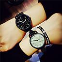 cheap Fashion Watches-Women's Quartz Wrist Watch Cool PU Band Vintage / Casual / Fashion Black