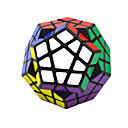 cheap Inflatable Ride-ons & Pool Floats-Rubik's Cube shenshou Alien Megaminx 3*3*3 Smooth Speed Cube Magic Cube Puzzle Cube Professional Level Speed Gift Classic & Timeless