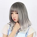 preiswerte Lolita Perücken-Niedlich Grau Farbverläufe Lolita Perücken 40cm CM Cosplay Perücken Perücke Für