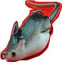 billige Fiskesluker & fluer-1 pcs Myk Agn / Sluk Mus Myk Plastikk 3D Søfisking / Ferskvannsfiskere