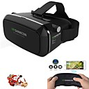 billige VR-briller-virtuell virkelighet headset vr shinecon 3d film spill briller for smarttelefon WHI fjern gamepad
