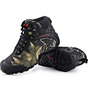 cheap Hiking Trousers & Shorts-Men's Sneakers / Snow Boots / Mountaineer Shoes Rubber Ski / Snowboard / Hiking Waterproof, Breathable, Anti-Slip Rubber / Leather Gray / Khaki