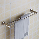 cheap Party Headpieces-Towel Bar Modern Stainless Steel 1 pc - Hotel bath 2-tower bar