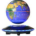 olcso Csillagászati játékok, modellek-Lebegő Globe Gömb Mágneses levitáció Fiú Lány 1 pcs Darabok ABS Játékok Ajándék