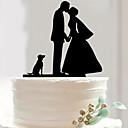 halpa Hääkoristeet-Syntymäpäivä / Ystävänpäivä / Hääjuhla Akryyli Monimateriaali Wedding Kunniamerkit Klassinen teema Talvi Kevät Kesä Syksy Kaikki