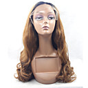 cheap Synthetic Capless Wigs-Synthetic Lace Front Wig Body Wave Blonde Synthetic Hair Natural Hairline Blonde Wig Women's Lace Front