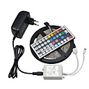 abordables Luces de Techo LED-Sets de Luces 300 LED RGB Control remoto Cortable Regulable Impermeable Color variable Auto-Adhesivas Adecuadas para Vehículos Conectable