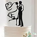 preiswerte Schlüsselanhänger-Kuchen Accessoires Acryl / Fasergemisch Hochzeits-Dekorationen Geburtstag / Hochzeitsfeier / Valentinstag Klassisch Frühling / Sommer / Herbst