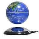 billige Astronomileker og -modeller-Flytende Globe Magnetisk levitasjon Gutt Jente 1 pcs Deler polykarbonat Leketøy Gave