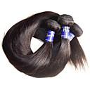 cheap Unprocessed Hair-wholesale 10a peruvian straight hair 1kg 10pcs top quality peruvian virgin human hair extensions original hair natural black color soft texture