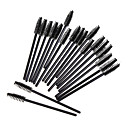 cheap Earrings-50pcs Makeup Brushes Professional Eyelash Comb (Flat) / Eyelash Brush dyeing Brush / Eyelash Brush Synthetic Hair Eco-friendly /