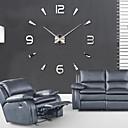 baratos Guarda-Chuva/Sombrinha-Moderno/Contemporâneo Escritório/Negócio Escola/Graduação Amigos Família Relógio de parede,Inovador Acrilico 100*100 Interior Relógio