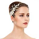 baratos Anéis-imitação pérola strass headbands headpiece estilo feminino clássico