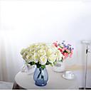 olcso Művirág-Művirágok 1 Ág minimalista stílusú Orchideák / Rózsák Asztali virág